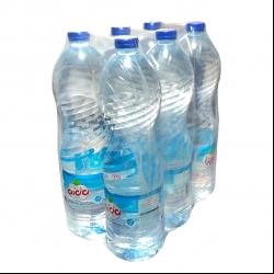 آب آشامیدنی آیدا – 1.5 لیتر بسته 6 عددی