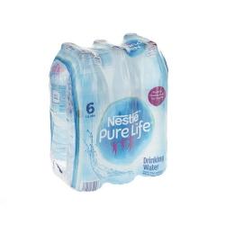 آب آشامیدنی نستله سری پیور لایف – 1.5 لیتر بسته 6 عددی
