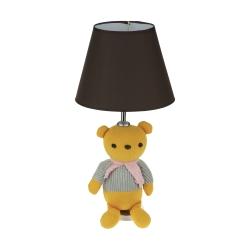 آباژور رومیزی کودک مدل خرس کد ZA 1