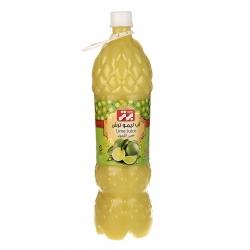 آب لیمو ترش برتر مقدار 1.5 لیتر