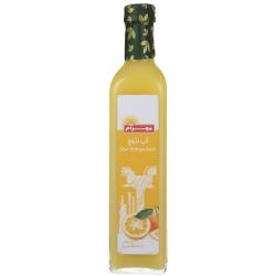 آب نارنج مهرام مقدار 0.5 لیتر