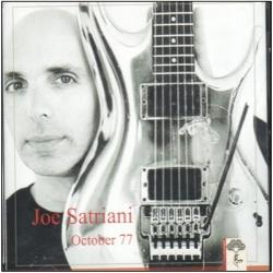 آلبوم موسیقی اکتبر 77 اثر جو ستریانی