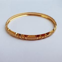 النگو طلا 18 عیار زنانه مدل 5406