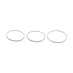النگو زنانه مدل 002 مجموعه 3 عددی