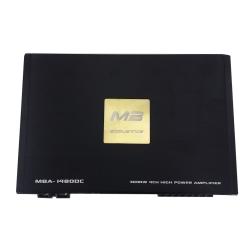 آمپلی فایر خودرو ام بی آکوستیکس مدل MBA-1480DC