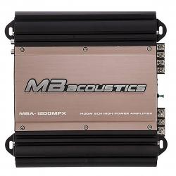 آمپلی فایر خودرو ام بی -خودرو مدل MBA-1200MPX