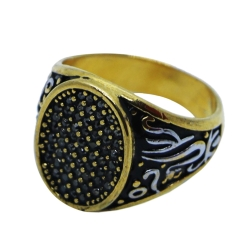 انگشتر مردانه کد ar016
