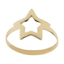 انگشتر طلا 18 عیار زنانه مایا ماهک مدل MR0488