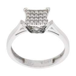 انگشتر طلا 18 عیار زنانه مایا ماهک مدل MR0517
