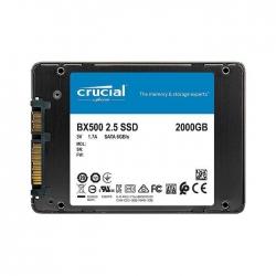 اس اس دی اینترنال کروشیال مدل BX500 ظرفیت 2 ترابایت