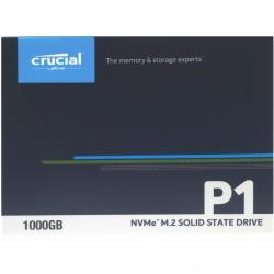 اس اس دی اینترنال کروشیال مدل P1 ظرفیت 1 ترابایت