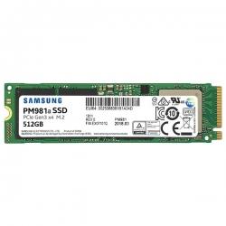 اس اس دی اینترنال سامسونگ مدل PM981a ظرفیت 512 گیگابایت