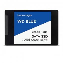 اس اس دی اینترنال وسترن دیجیتال مدل Blue WDS400T2B0A ظرفیت 4 ترابایت