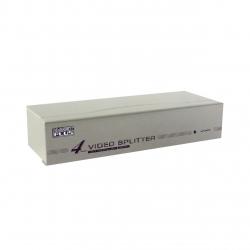 اسپلیتر VGA چهار پورت کی نت پلاس مدل KPS634