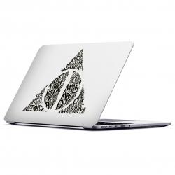 استیکر لپ تاپ ماسا دیزاین طرح هری پاتر مدل STL0128 مناسب برای لپ تاپ 15.6 اینچ