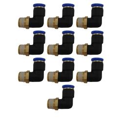 اتصال مدل 8-1/8 -90 بسته 10 عددی