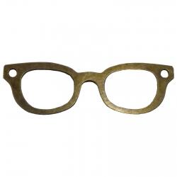 آویز گردنبند طرح عینک کد RCC-31