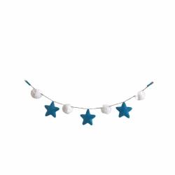 آویز تخت کودک مدل ستاره