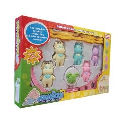 آویز تخت کودک طرح عروسکی مدلموزیکال کد2248