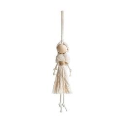 آویز تزئینی بوهو ماه مدل Angel