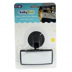 آینه دید عقب مخصوص کودک بیبی جم مدل Bj387