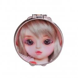 آینه جیبی طرح عروسک کد 2