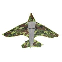 بادبادک طرح هواپیمای جنگی مدل K101
