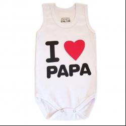 بادی نوزادی مدل papa