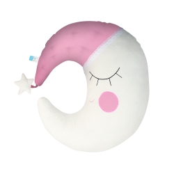 بالش شیردهی ضد رفلاکس معده نوزاد ابرا مدل Moon-9724