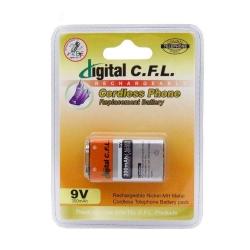 باتری کتابی دیجیتال سی اف ال مدل C-01