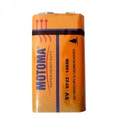 باتری کتابی موتوما کد 8