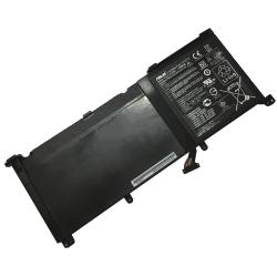 باتری لپ تاپ  4 سلولی مدل C41N1416 مناسب برای لپ تاپ ایسوس G501 / G601J                     غیر اصل