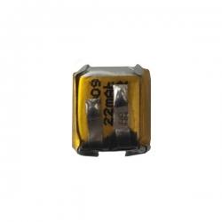 باتری لیتیوم یون مدل 009 ظرفیت 22 میلی آمپر ساعت