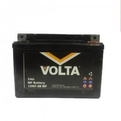باتری موتورسیکلت ولتا مدل 12N7-3B MF