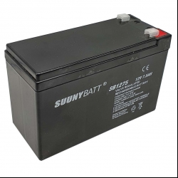 باتری شارژی 7.5 آمپر مدل SB1275                     غیر اصل