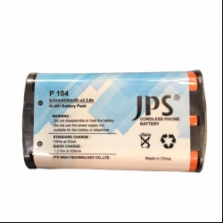 باتری تلفن بی سیم مدل P104 JPS