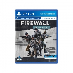 بازی Firewall Zero Hour VR مخصوص PS4