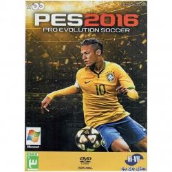 بازی PES 2016 مخصوص PC