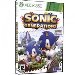 بازی Sonic Generations مخصوص Xbox 360