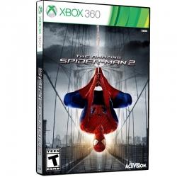 بازی The Amazing Spider-Man 2 مخصوص Xbox 360