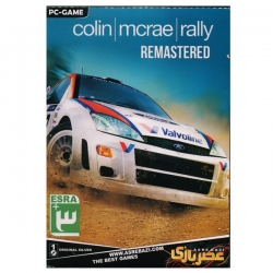 بازی کامپیوتری Colin Mcrae Rally Remastered