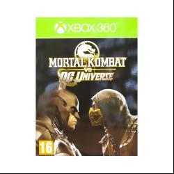 بازی mortal kombat Dc Universe مخصوص xbox 360