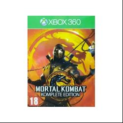 بازی mortal kombat compelet مخصوص xbox 360
