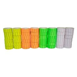 برچسب اتیکت زن  مدل گنچلر-چهار رنگ ۴۸ حلقه ۶۰۰ عددی