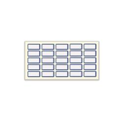 برچسب مدل W08 بسته 5 عددی
