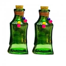 بطری شیشه ای مدل GL-202 بسته دو عددی