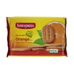 بیسکویت فرخنده با طعم پرتقال – 320 گرم