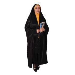 چادر دانشجویی دخترانه مدل  MA-HES0115-UN.SAT.BAR-ME