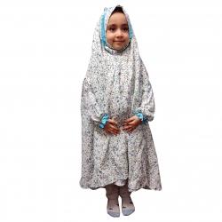 چادر نماز دخترانه مدل 072