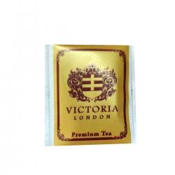 چای کیسه ای ساده ویکتوریا بسته 100 عددی